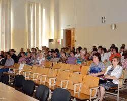 17 сентября 2015 года. Обучающий семинар для членов ТИК и УИК ЗАТО Знаменск.