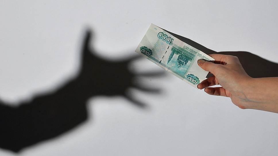 """получении """"СЕРОЙ"""" зарплаты"""