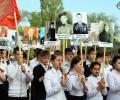 Фотолента: День Победы в Знаменске