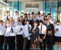 Вручение паспортов знаменцам в честь Дня Единства и согласия