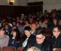 Собрание с жителями города