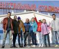 Осенний Кубок Астраханской области по лёгкой атлетике